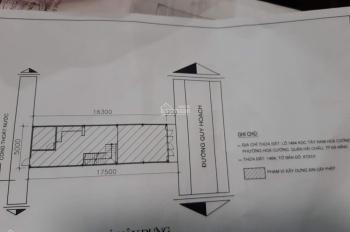 Nhà 3 tầng mặt tiền đường - Quận Hải Châu - Giá chưa qua đầu tư. LH: 0935 348 438