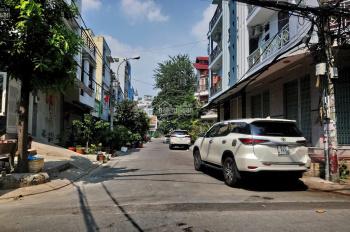 Bán nhà đường 72, mặt tiền khu dân cư Bình Phú 2, Phường 10, Q. 6, DT 4x10m, 3,5 lầu