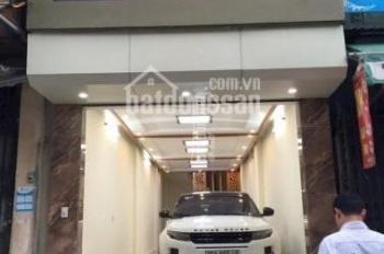 Bán nhà 68 Kim Đồng 55m2 x 5T xây mới, ô tô vào nhà, thoáng trước sau giá 6,2 tỷ, LH 0942735568