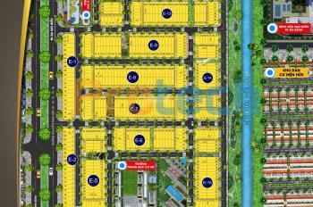 Bán đất dự án Kim Long City (khu E), hạ tầng hoàn thiện, dự kiến 3 tháng nữa công chứng nhận sổ đỏ