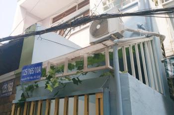 Nhà nhỏ xinh thích hợp để ở 1 - 2 người, hẻm 125 Nguyễn Thị Tần, P. 2, Q. 8 (gặp trực tiếp chủ nhà)