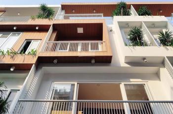 Căn nhà siêu đẹp Thống Nhất, P16, Gò Vấp. DT: 4,6 x 10m (nở hậu) thiết kế đẹp giá rẻ