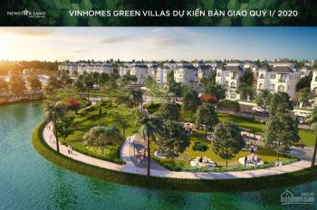 Bán biệt thự Vinhomes Đại Mỗ, Green Villas, giá tốt nhất, Ms Hương: 0917236886