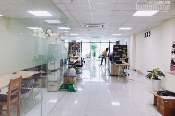 Cho thuê sàn văn phòng tại Tô Vĩnh Diện, Thanh Xuân, diện tích 150m2 sàn thông như ảnh