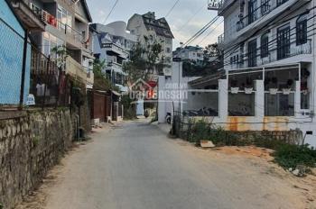 Cần bán 3 lô đất để xây khách sạn 5 tầng view toàn thành phố, Lê Hồng Phong, P4, Đà Lạt