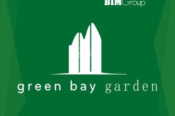 Chủ đầu tư BimGroup mở bán các suất ngoại giao dự án Green Bay Garden. Liên hệ: 096.716.0791