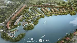 Bán biệt thự khu Casamia, SL5 đã bàn giao, DT: 166m2, DTXD: 288m2, giá 9 tỷ