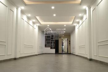 Bán nhà mặt phố Linh Lang, gara, thông sàn, 13.5 tỷ, 0866975942