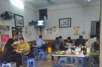 Nhượng quán ăn đông khách, vị trí vàng