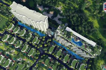 Resort nghỉ dưỡng cao cấp 5 sao Vũng Tàu, 100% view biển, mật độ xây dựng 22% còn lại mảng xanh