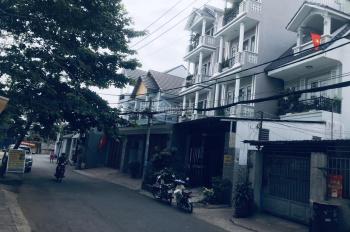 Bán nhà mặt tiền đường Tăng Nhơn Phú, sát chợ, Q9 thủ đức TP.HCM, nhà 1 trệt 2 lầu + 3 kiot