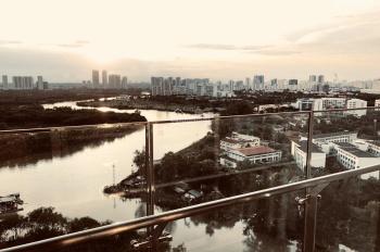 Cho thuê căn hộ M5, 2 phòng ngủ, đủ nội thất, căn góc, view sông, giá 30 triệu. LH 0903877399 Mỹ