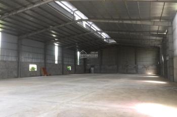 Cho thuê kho xưởng tại Tân Quang - Gia Lâm - HN, đa dạng diện tích