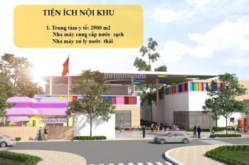 Năm mới bán rẻ lô đất - khu đô thị Phúc Hưng Golden - liền kề KCN Minh Hưng - trung tâm-0909817958