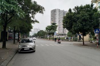 Bán đất mặt đường 21m phường Giang Biên, DT 68m2, MT 3.8m, hướng Tây Nam, view vườn hoa, 5,1 tỷ