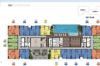 CĐT, căn hộ Aurora, từ 28tr/m2, 1PN - 1,54tỷ, 2PN - 2.1 tỷ, Bến Bình Đông. LH CĐT 0973;610 214 TPKD