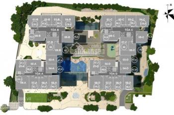 Chính chủ bán căn 04A dự án Mandarin Garden 2 - Giá thấp nhất - 0961639089