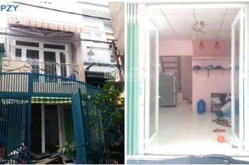 Bán nhà hẻm an ninh, P. Bình Trị Đông, Q. Bình Tân, đang cho thuê 4.5 triệu/tháng