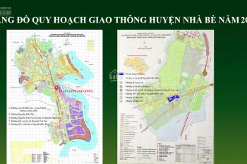 Cần sang nhượng gấp lô mặt tiền đường Nguyễn Văn Tạo - Nhà Bè