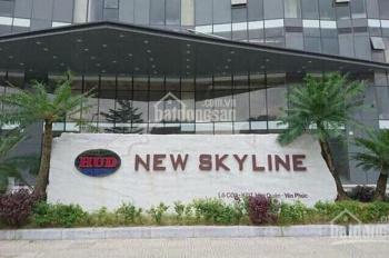 Trực tiếp CĐT HUD mở bán đợt cuối dự án New Skyline Văn Quán. Căn hộ view hồ Văn Quán đẹp nhất