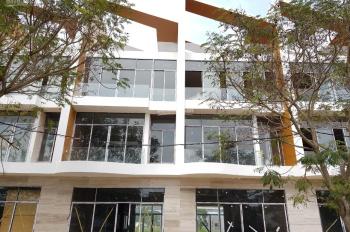 Bán shophouse góc 3 mặt tiền đẳng cấp Marina Complex mặt tiền sông Hàn, nhà mới xây 4 tầng 500m2