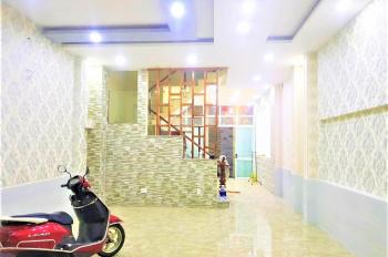 Cho thuê: Mặt tiền Đỗ Công Tường, DT 5.2mx16.5m, xây 2 lầu sân thượng. Giá 22tr/ tháng