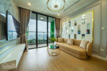 Cho thuê căn hộ sân vườn tầng 6 - 2 ngủ - 155m2 chung cư Sun Grand City, đầy đủ đồ, ảnh thực tế