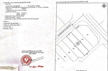 Bán đất KDC Nguyễn Hữu Cầu - chính chủ (không phân quyền)