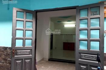 Nhà cấp 4 chợ Đầu Mối, Nguyễn Thị Sóc, 6 x 10m (2PN - 1VS), hẻm 3m. Bà Điểm