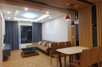 Cho thuê chung cư Mandarin Garden, DT: 130m2, 2 phòng ngủ, nội thất đầy đủ, giá 21 triệu/tháng