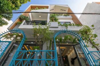 Bán nhà 3 tầng kiệt Hà Huy Tập, phường Hòa Khê, quận Thanh Khê