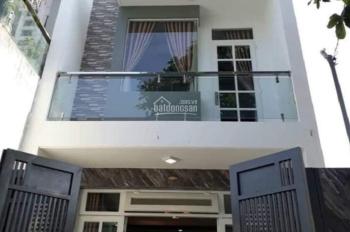 Tôi căn bán căn nhà hẻm XH kế bên CV Gia Định, P2, DT 5,9 x 19m, 2L, 16 tỷ(nở hậu)
