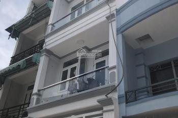 Cho thuê nhà 6m Gò Dầu nhà mới gồm 1 trệt 3L, 4PN 4WC, giá chỉ 18tr/th, LH 0978423157