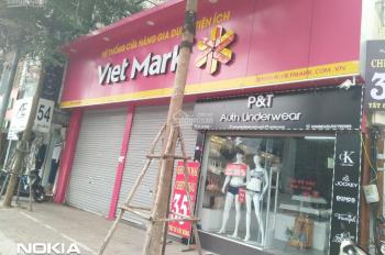 Cho thuê nhà mặt phố Lê Trọng Tấn, Thanh Xuân, DT 70m2, 2T, MT 7m, 20 triệu/th. LH: 0979607423