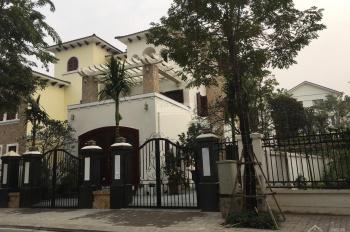 Bán biệt thự lô góc tại Vinhomes Thăng Long, 414m2, 2 mặt đường, giá bán 18.0 tỷ. LH 0977164491
