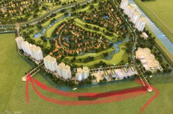 Bán đất 60m2, MT 5m, Cửu Cao, ngay cạnh Ecopark, 2 mặt tiền, đường vỉa hè 25m,  0397237116