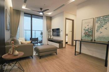 Cho thuê căn hộ cao cấp Vinhomes Metropolis 29 Liễu Giai, DT 82m2, full đồ giá 20 tr/th (view hồ)