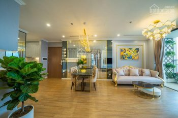 Cho thuê chung cư Vinhomes Skylake Phạm Hùng, 105m2, 3 ngủ, full nội thất. LH: 0913.442.536