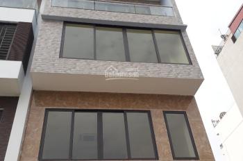 Cho thuê nhà MP Mễ Trì Thượng - Nam Từ Liêm. DT 65m, 7 tầng thông sàn có thang máy, ĐH giá 35 tr/th