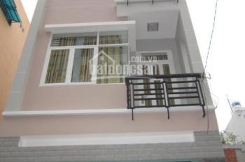 Cho thuê nhà sạch sẽ hẻm 6m đường Lũy Bán Bích, P. Hòa Thạnh, Q. Tân Phú