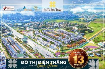 Dự án khu đô thị Điện Thắng - DHTC ngay trạm thu phí Quốc lộ 1A - Giá chỉ từ 1tỷ4/1 lô