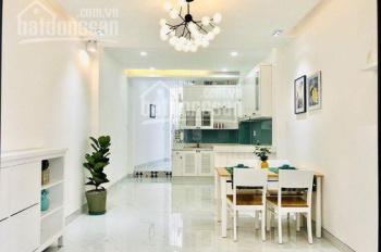 Cho thuê nhà mặt phố Bạch Mai, DT 266m2, 2 tầng, MT 5m, có chỗ để xe máy, LH 09747.393.78