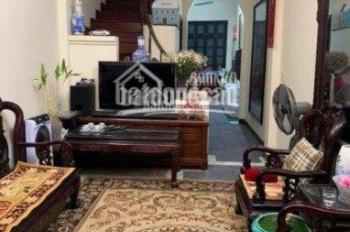 Cho thuê nhà trong ngõ rộng phố Lò Đúc, 54m2, xây 3,5 tầng đủ đồ, giá 20tr/th