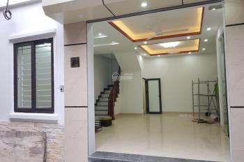 Chính chủ bán nhà mới Đền Lừ, thông Mai Động, ngõ to ô tô 7 chỗ vào, MT 6m, 43m2, 5 tầng, 4.35 tỷ