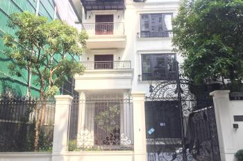 Cho thuê nhà biệt thự Hapulico Nguyễn Huy Tưởng, Thanh Xuân, DT 120m2, 5 tầng. Giá 45tr/th