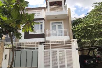 Cho thuê nhà mặt phố P. An Phú, Quận 2: 8x20m, trệt, 3 lầu, giá 45 tr/th. Tín 0983960579