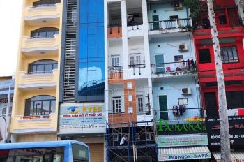 Bán nhà mặt tiền ngay Nguyễn Tri Phương, Phường 8, Quận 10, (5.5x19m), 3 lầu. Giá chỉ 26 tỷ TL