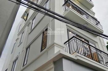 Bán nhà 52m2 xây 5 tầng tại Bồ Đề, giá: 5,2 tỷ. LH: 0941051056