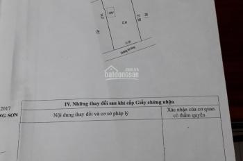 Cần bán gấp 716,4m2 tại xã Hòa Sơn - Lương Sơn Hòa Bình