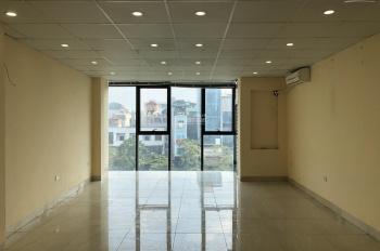 Cho thuê văn phòng mới xây, view đẹp, có chỗ để xe, thang máy, mặt phố Khương Đình, Ngã Tư Sở
